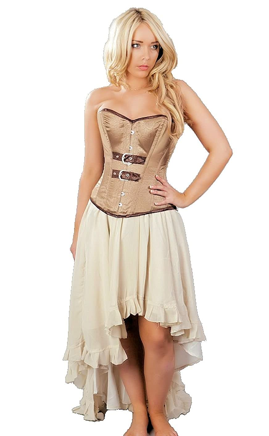Steampunk Elizium Skirt