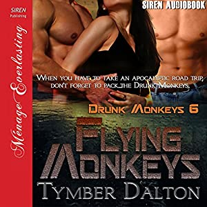 Flying Monkeys Audiobook