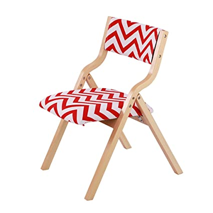 MLhky Silla Plegable Sillas de Madera para sillas Plegables ...