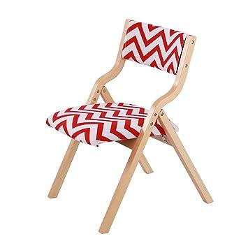 JHZY Sillas de Madera para sillas Plegables Silla de Comedor ...