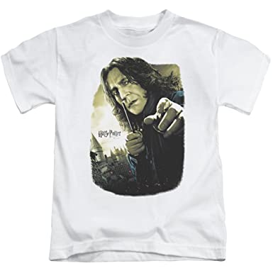 Amazon.com: Snape Cartel – -Harry Potter Juvy T-Shirt: Clothing