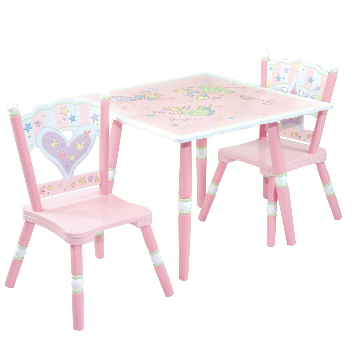 sc 1 st  Amazon.com : pink table and chair set - pezcame.com