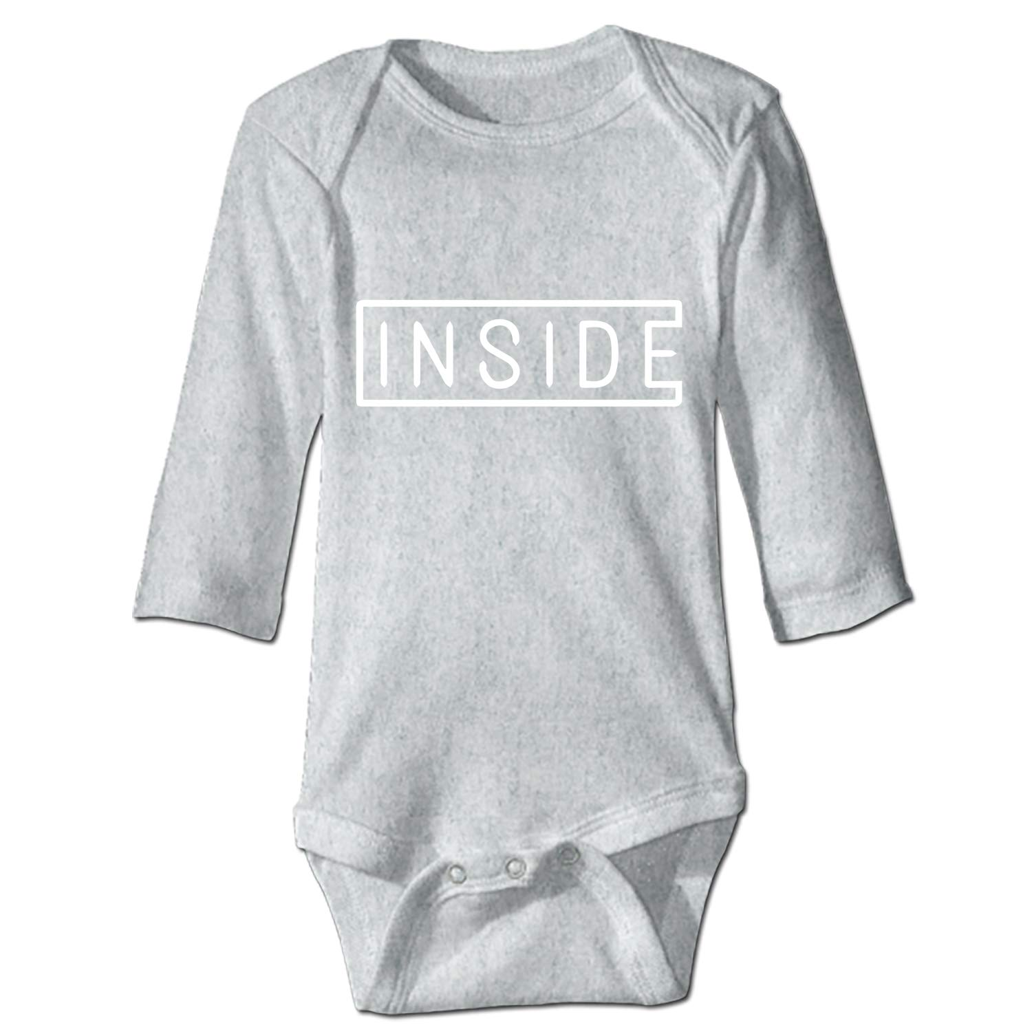 Cotton Bodysuits We Missed You YSKHDBC Baby Onepiece Keep Calm and Welcome Back