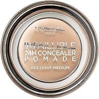 L'Oréal Paris Make-up designer Infalible Concealer Pomade Corrector Tono 01.5 Light Medium