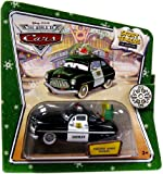 Cars Disney Pixar Holiday Spirit Sheriff Story Tellers
