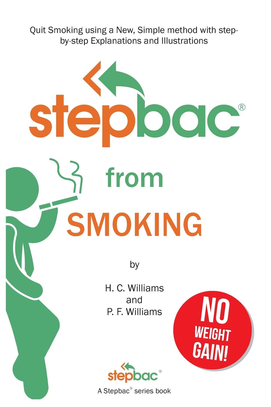 Stepbac from Smoking now in paperback too
