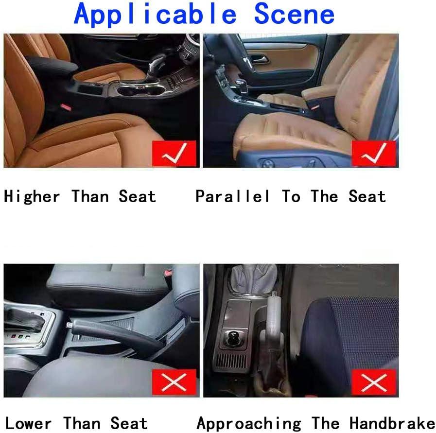 1 Pack Car Seat Gap Filler Premium PU Full Leather Seat Console Organizer Car Pocket Organizer Car Seat Side Drop Caddy Catcher Aprilyy Car Interior Accessories