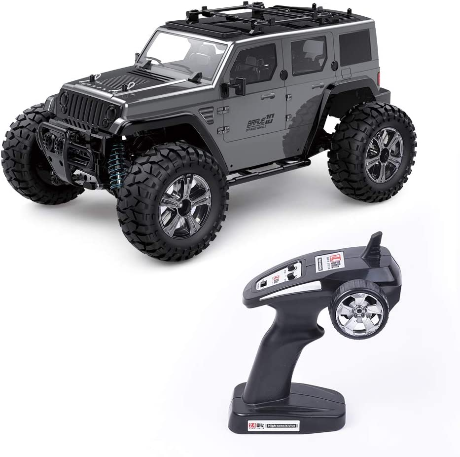 Amazon.com: Jeep Rc Cars Off Road 4wd - Roterdon Rc Truck 1/14 Remote  Control Car Cross-Country Monster Crawler Kids 35KM/H High Speed 2.4GHz  Racing Vehicle Radio Control Toys for Boys Kids: Toys