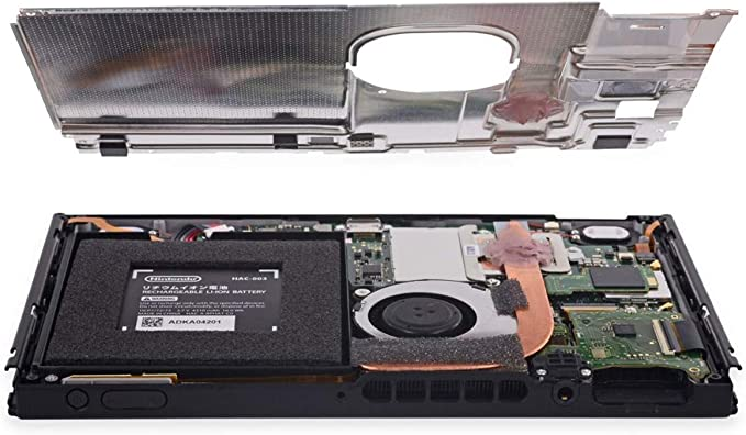 ElecGear Ventilador de Refrigeración Compatible con Nintendo ...