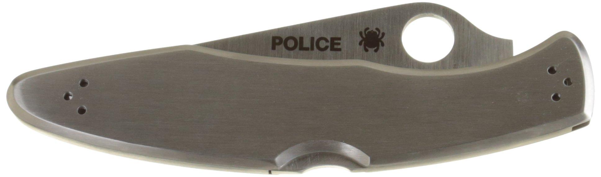 Spyderco C07S Police Model Knife