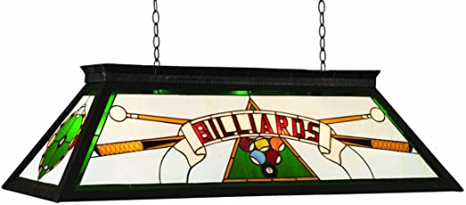 Merveilleux RAM Gameroom Products 44 Inch Billiard Table Light With KD Frame