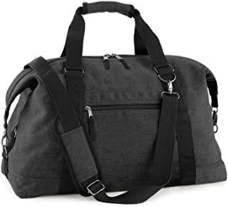 Bag Base BG650 - Vintage Canvas Weekender Bagbase M33498-VintageBlack-OneSize