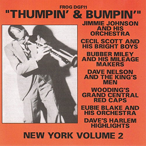 Thumpin' & Bumpin': New York Volume 2 by Frog Records