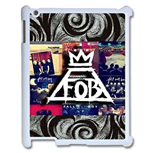 ZK-SXH - Fall out boy Brand New Durable Cover Case Cover for iPad2,3,4, Fall out boy Cheap Cover Case