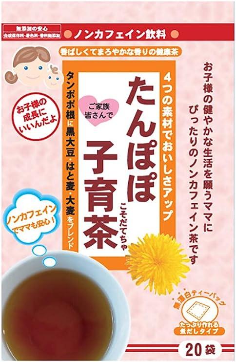 ローズマダム たんぽぽ子育茶