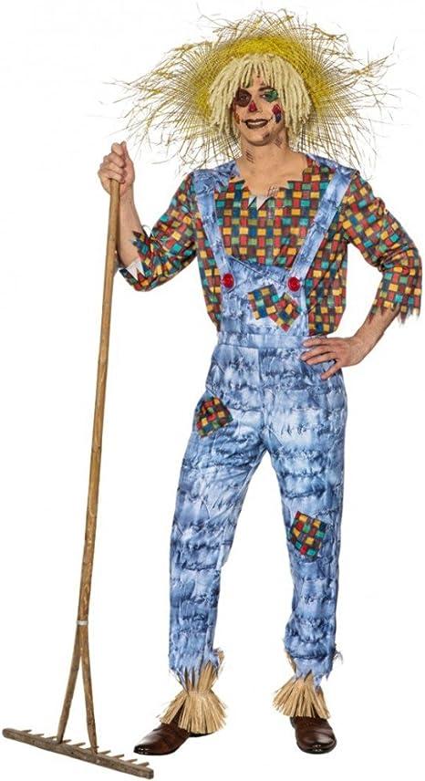 Disfraz de espantapájaros Overoles Camiseta Tema Fiesta jardín ...