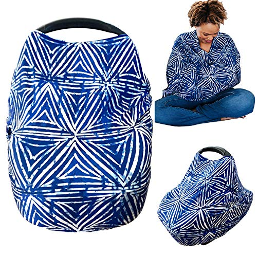 Carseat Cover Canopy Shopping Stretchy product image