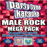 Party Tyme Karaoke - Male Rock Mega Pack [8 CD+Gs]