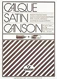 Canson 200757201 - Hochtransparentes Zeichenpapier, A4