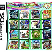 208 in 1 Game Games Cartridge Multicart For Nintendo DS Game 2DS Game 3DS Game