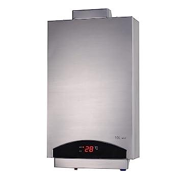 Haobang Sin tanque calentador de agua Gas instantáneo grifo grifo de la ducha Calefacción JSQ20-