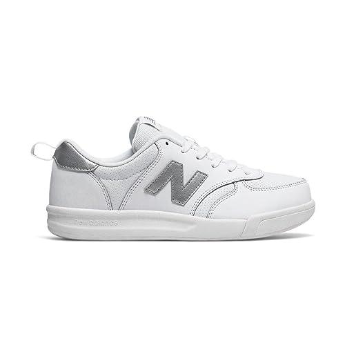 Zapatillas New Balance - 300 Lifestyle Corden blanco/plateado talla: 39: Amazon.es: Zapatos y complementos