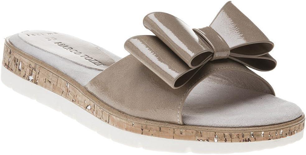 MARCO TOZZI 27120 Damen Sandalen Nude: : Schuhe