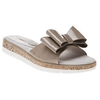 MARCO TOZZI 27120 Sandals Nude: Amazon.co.uk: Shoes & Bags