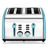 Chitomax 4-Slice Toaster