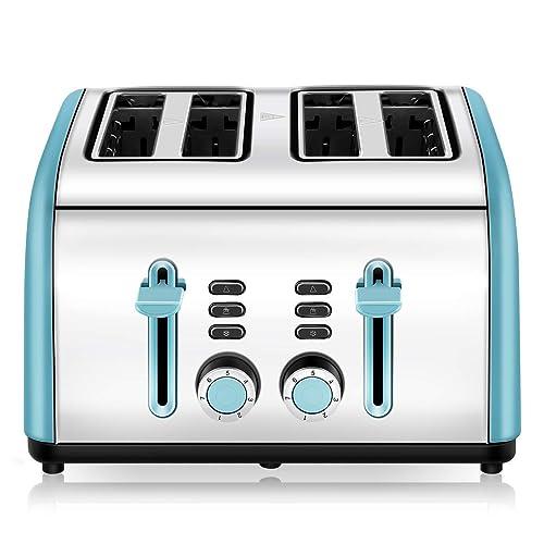 CUSINAID 4-Slice Toaster