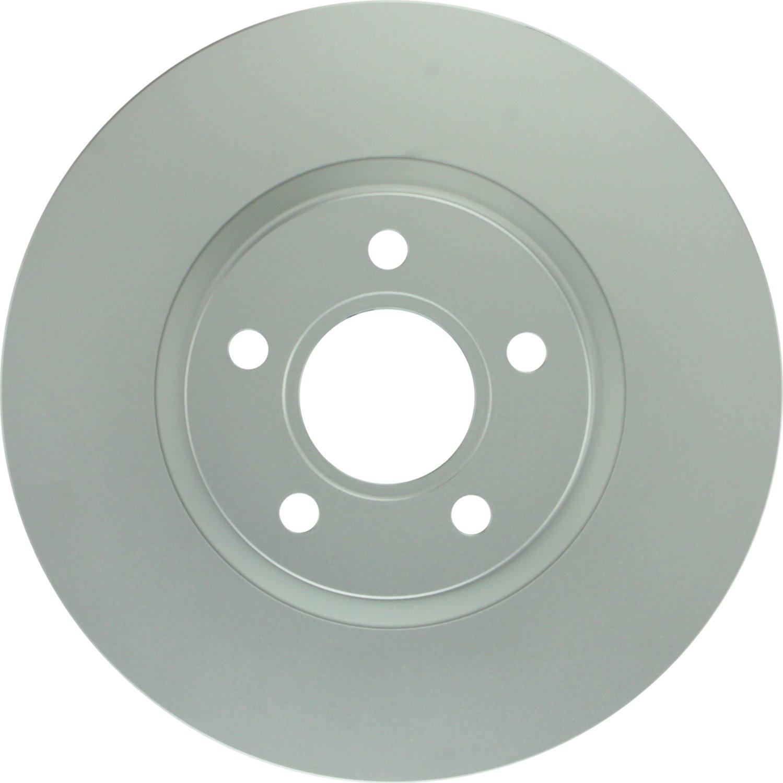 Bosch 52011562 QuietCast Premium Disc Brake Rotor For Ford: 2013-2016 C-Max 2005-2011 S40 2013-2016 Escape; Volvo: 2008-2013 C30 2006-2013 C70 2005-2011 V50; Front