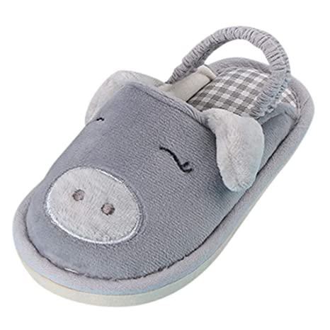 92ec0439d14f1 Amazon.com: First Walker Shoes Home Shoes Toddler Baby Indoor House ...