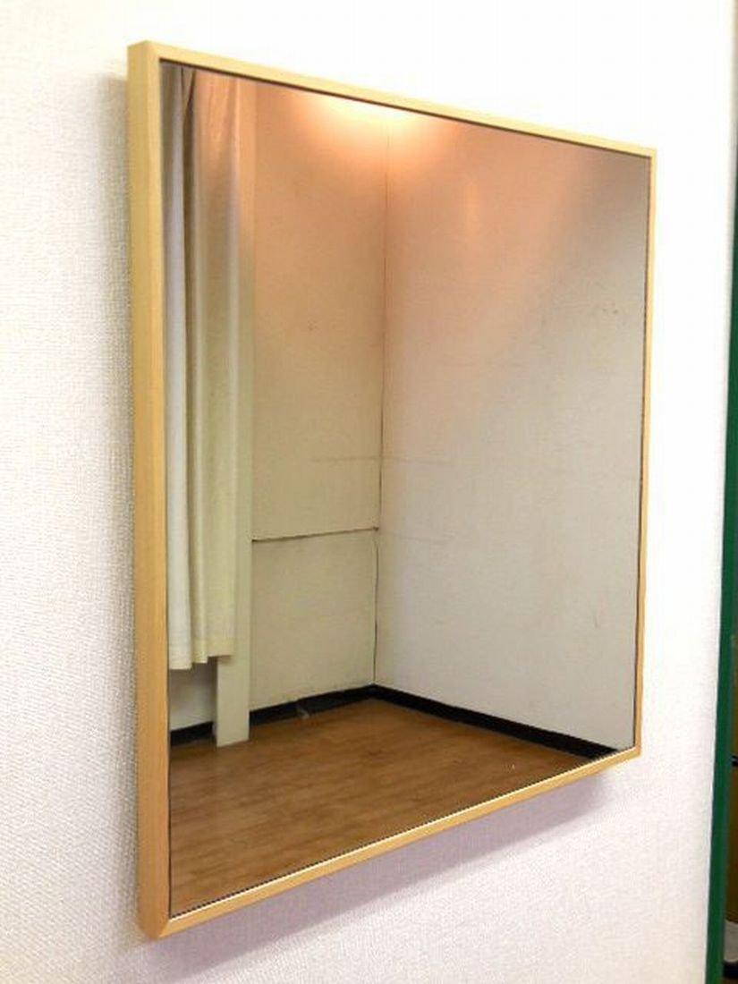 正方形 W60x60 NA 日本製 細枠 壁掛け ミラー 幅 60cm 奥行 2.3cm 高さ 60cm 鏡 面 飛散防止加工 正方 壁掛 スリム フレーム タイプ 【 木枠 木製フレーム 鏡 姿見 壁掛け 壁掛け鏡 壁掛けミラー 壁掛けかがみ 壁掛けカガミ 壁掛鏡 壁掛ミラー 壁掛かがみ 壁掛カガミ 四角 吊りミラー 四角形 吊り鏡 吊りかがみ 吊りカガミ 吊りミラー 吊り鏡 吊かがみ 吊カガミ 玄関鏡 洗面所 吊り鏡 吊り掛けミラー 吊り掛け鏡 吊掛けミラー 吊掛け鏡 吊り下げミラー 吊り下げ鏡 吊下げミラー 吊下げ鏡 かがみ カガミ 壁鏡 壁かがみ 壁ミラー 吊りかがみ 吊りカガミ 掛けかがみ 掛けカガミ 吊り下げ つり下げ ウォール鏡 壁面鏡 壁面ミラー 】 B00SKL354Y
