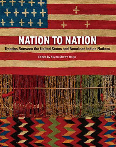 Nation to Nation: Treaties Between the United States and American Indian Nations for $<!--$23.97-->