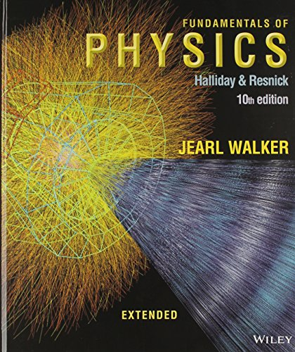 Fundamentals of Physics Extended 10E with WebAssign Plus 2 Semester Set