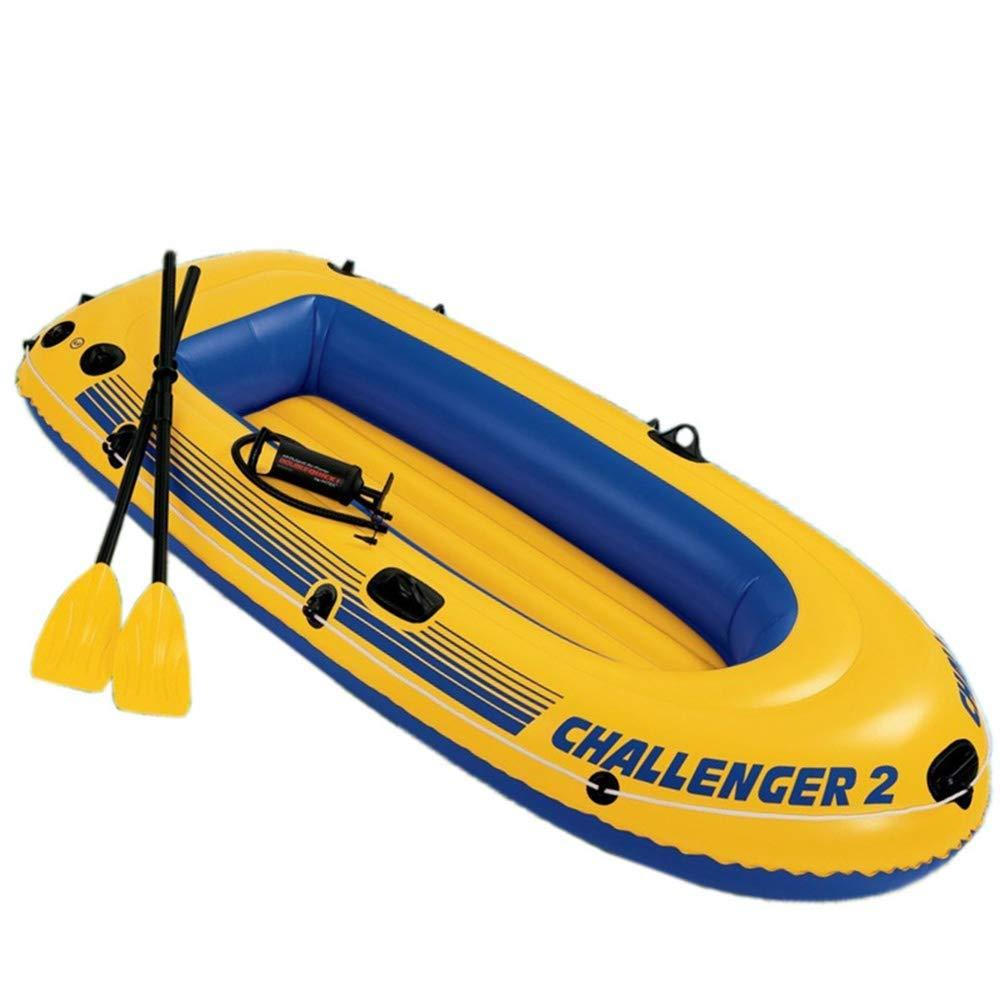 SS Boat Kayak Barco Inflable, PVC Material para Niños/Barco ...