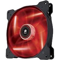 Corsair AF140 Quiet Edition Yüksek Hava Akışlı 140mm Kırmızı LED Fan