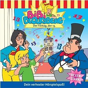 Freitag, der 13. (Bibi Blocksberg 73) Hörspiel