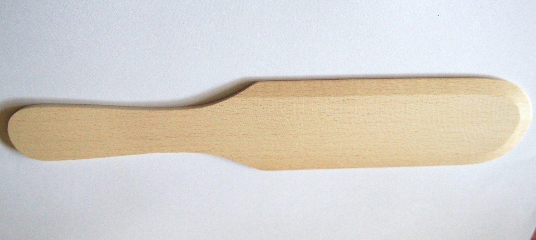 Spatule-Spatule à crêpe en bois inclus Pancake Spatula
