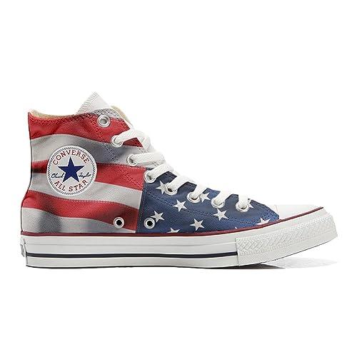 Star Handmade All Personalizados Converse Zapatos Unisexproducto l1JcKTF