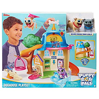 Just Play Puppy Dog Pals Dog House Playset by Just Play - Import