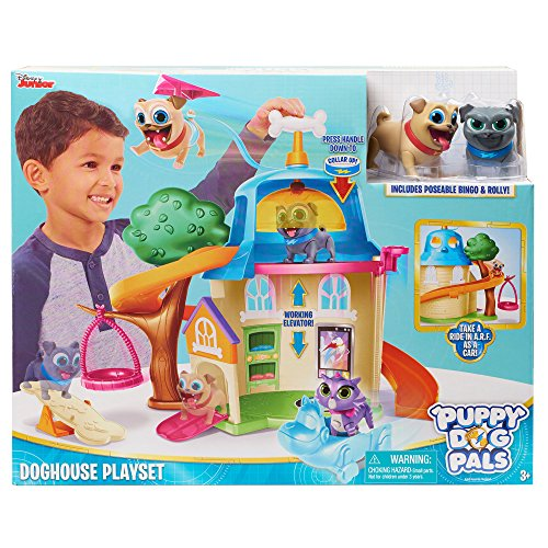 Just-Play-Puppy-Dog-Pals-House-Playset-Multicolor