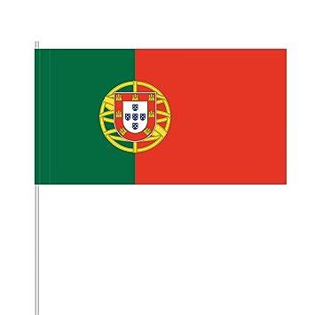 """Banderas de Papel """"Portugal"""" (25 pz)"""