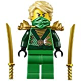Lego ninjago tm ninja 39 s set of 4 cole jay kai zane - Jeux ninjago final battle ...