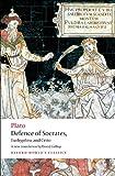 Defence of Socrates, Euthyphro, Crito, Plato, 0199540500