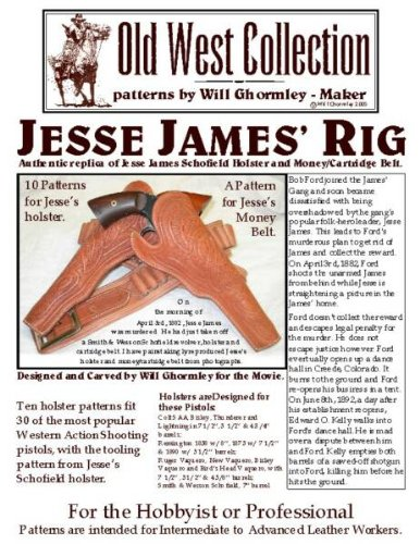 Amazon Jesse James Rig Pattern Pack Sports Outdoors New Holster Patterns