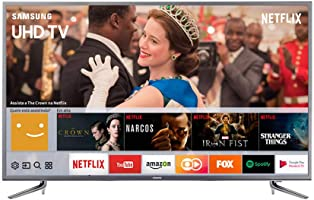 TV 49P Samsung LED 4K SMART Wifi USB HDMI - UN49MU6120GXZD