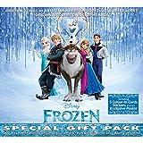 Ultimate Disney Greatest Hits (3CD) - Frozen Special Gift Pack (3CD) - Walt Disney 2 CD Album Bundling
