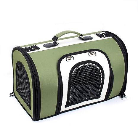 MXD Bolsa para Gatos Bolsa para Perros Bolsa para Mascotas Bolsa de Viaje para Mascotas Bolsa