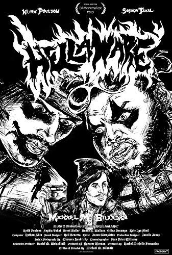 Hellaware DVD/Book/7 Inch